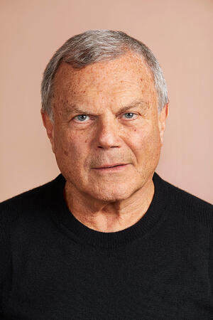 Sir Martin Sorrell (Brand Protection Requires A Strategy of Vigilance)