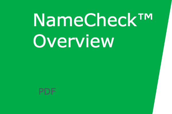 namecheck-demo
